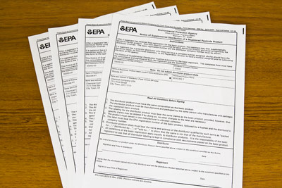 Biocide Registration