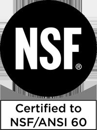 NSF ANSI Standard 60